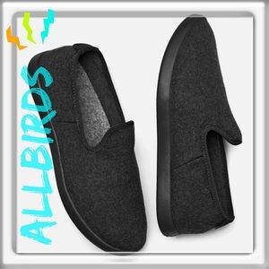 allbirds Shoes - Allbirds Black Women's Wool Loungers